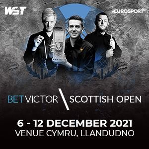 Home Nations Series - Scottish Open Snooker