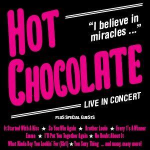Hot Chocolate + I Love The 70'S Disco
