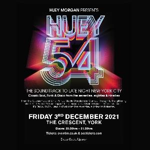 Huey Morgan - Presents Huey 54