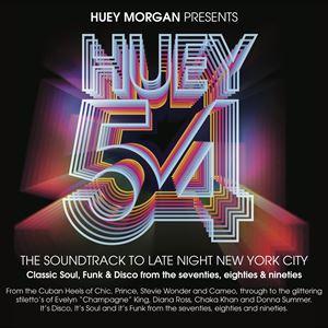 Huey Morgan presents Huey 54