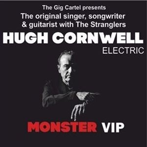 Hugh Cornwell Electric VIP