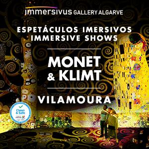 IGA - Impressive Monet & Brilliant Klimt