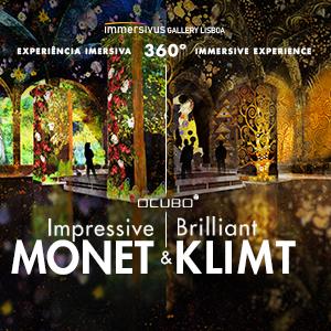 IGL - Impressive Monet & Brilliant Klimt