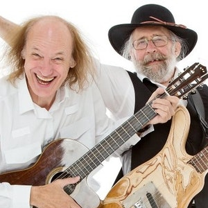 In session with John Otway & Wild Willy Barrett