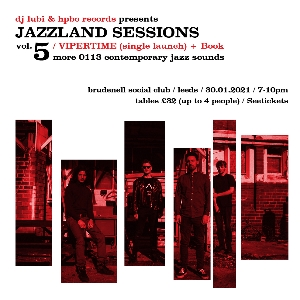 Jazzland Sessions: Vipertime (single launch)