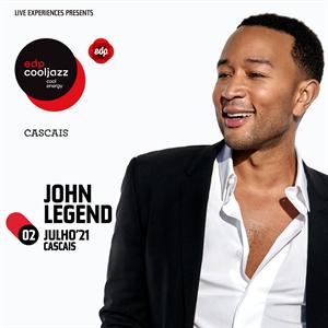 John Legend - EDPCOOLJAZZ 2021