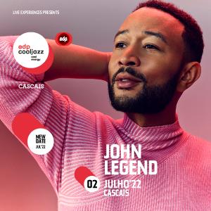 John Legend - EDPCOOLJAZZ 2022