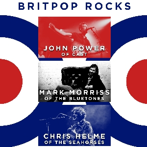 John Power, Mark Morriss & Chris Helme Live
