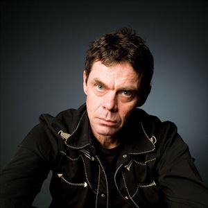 Just the Tonic Comedy Reading with Rich Hall