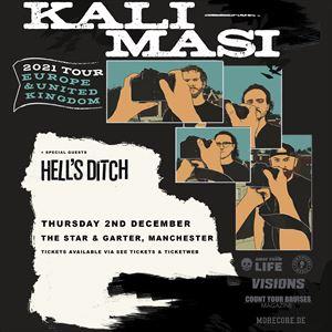 Kali Masi - Manchester