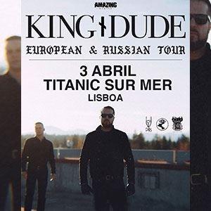 King Dude At Titanic Sur Mer