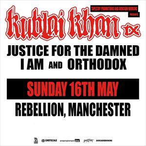 Kublai Khan - Manchester