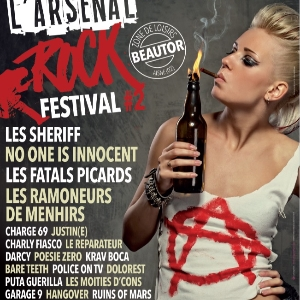 L'ARSENAL ROCK FESTIVAL #2 Bis
