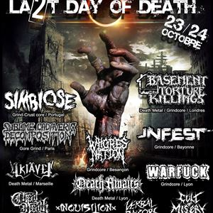 Last Day Of Death #2