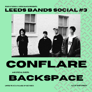 LBS #3 - Conflare / Backspace (2nd date)
