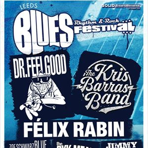 Leeds Blues, Rhythm and Rock Festival