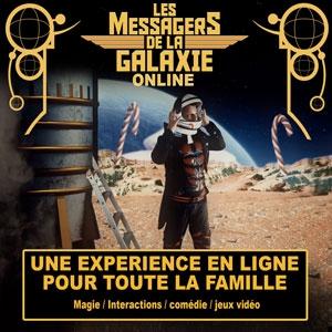 LES MESSAGERS DE LA GALAXIE ONLINE