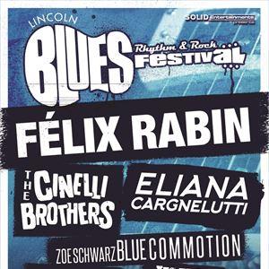 Lincoln Blues, Rhythm & Rock Festival