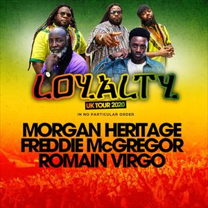 Loyalty Tour UK