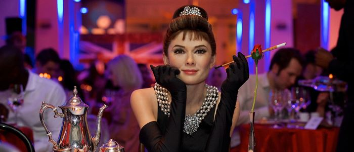 Madame Tussauds Loved Up: Pop Up Restaurant