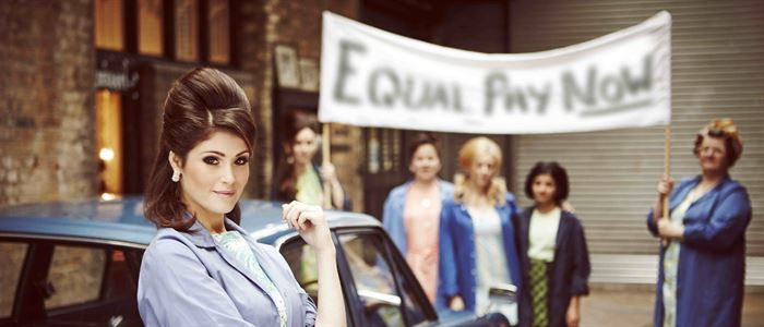 See Made in Dagenham - starring Gemma Arterton