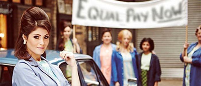 See Made in Dagenham - starring Gemma Arterton