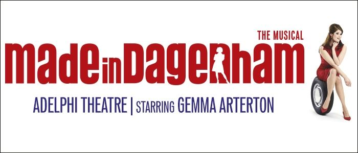 Made in Dagenham - starring Gemma Arterton