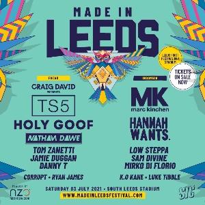 Made In Leeds Festival 2020