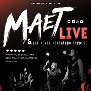 Maetlive & The Never Neverland Express