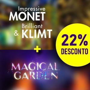 Magical Garden + IGL - Impressive Monet & Klimt