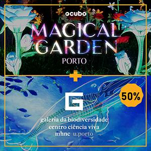 Magical Garden Porto + Museu Da Biodiversidade