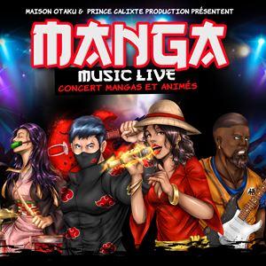 MANGA MUSIC LIVE