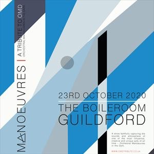 Manoeuvres - Europe's leading tribute to OMD