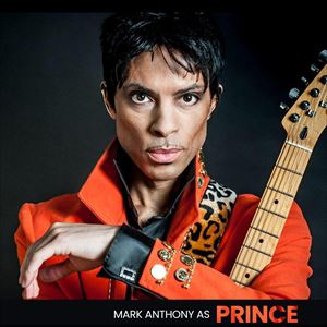Mark Anthony as Prince Live at Strings Bar & Venue