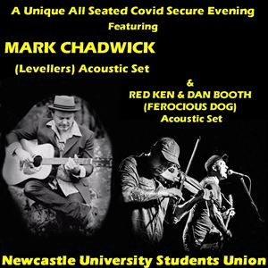Mark Chadwick & Red Ken