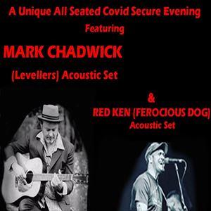 Mark Chadwick & Red Ken