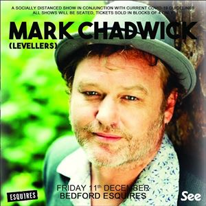 Mark Chadwick socially distanced show