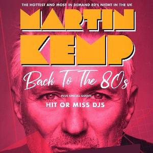 Martin Kemp - Back To The 80s