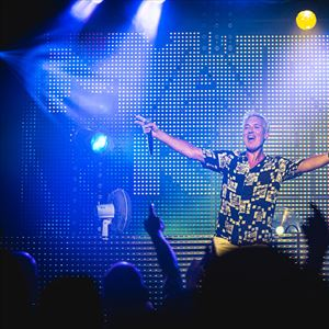 Martin Kemp - Back To The 80s Party.