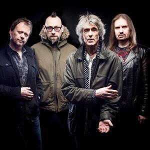 MARTIN TURNER (ex-Wishbone Ash)