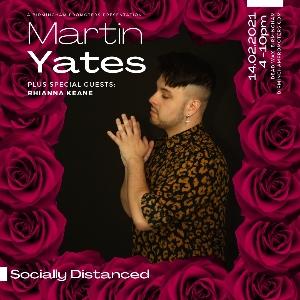 Martin Yates & Rhianna Keane