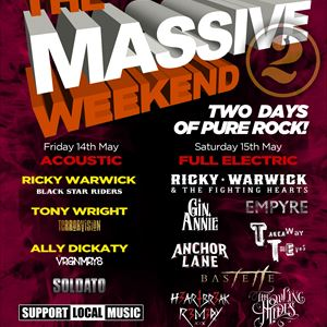Massive Weekend 2 Friday