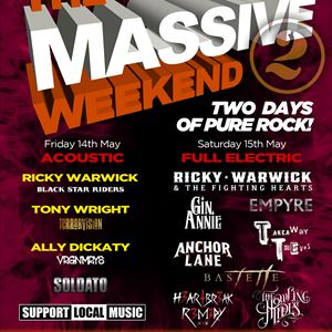 Massive Weekend 2 Saturday