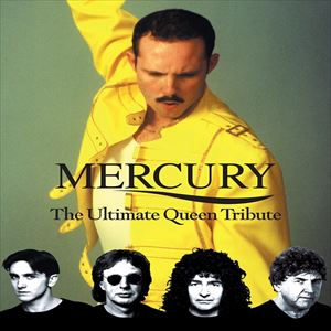 Mercury: The World's Leading Queen Tribute Band