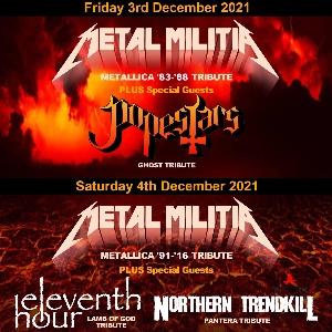 Metal Weekend 2 Day Ticket