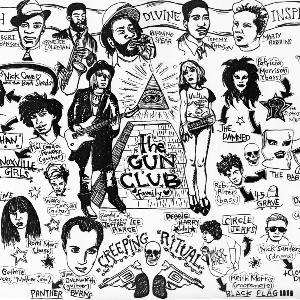 MIAMI - 40TH Anniversary of The Gun Club 2nd album