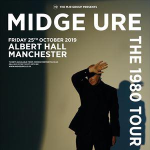 Midge Ure - The Voice & Visions Tour