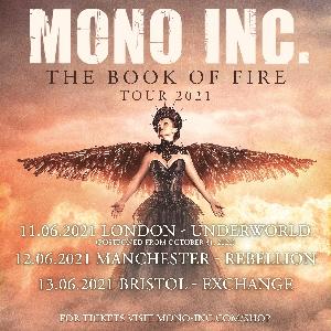 Mono Inc - Manchester