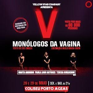 Monologos Da Vagina | Porto