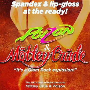 Motley Crude v Poizon at the Station